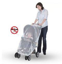 Mosquiteiro para Carrinho de Bebê