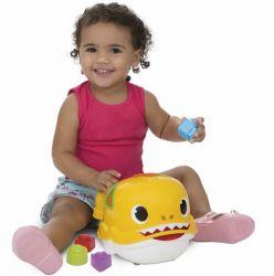 Brinquedo Didático Baby Jack Tubarão