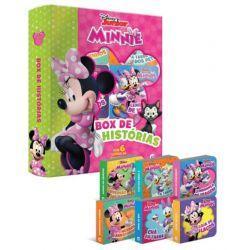 Box de Histórias Minnie - Mini Livrinhos