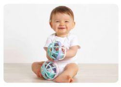 Bolinha Chocalho Baby Ball - Colors
