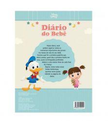 DIÁRIO ALBÚM DO BEBE - Disney